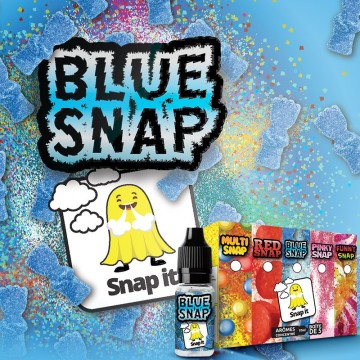 Arome Blue Snap Snap it 10 ml