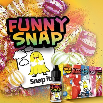 Arome Funny Snap Snap it 10 ml